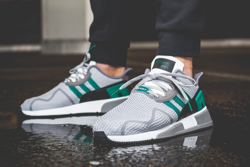 Adidas EQT Cushion ADV 'Sub Green' Review