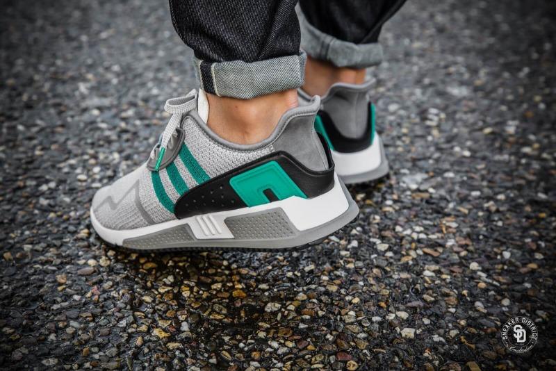 Adidas EQT Cushion ADV 'Subgreen'-6