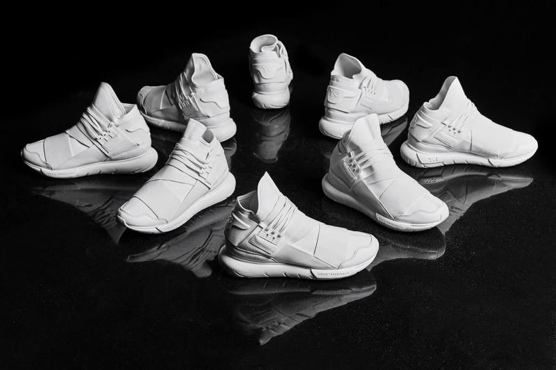 Adidas Y 3 Qasa High 'White' Review