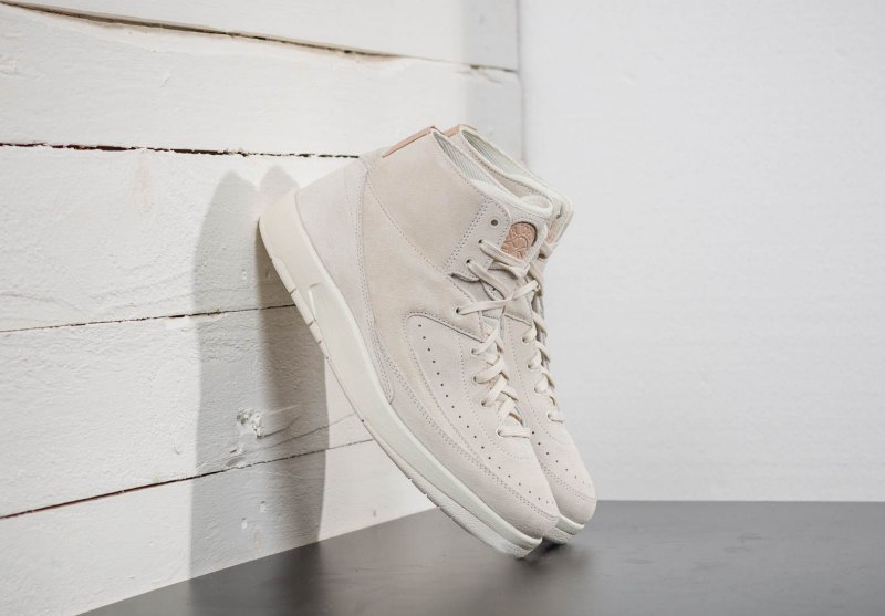 cd6dbfc90fd Air Jordan 2 Retro Decon 'Sail' Review