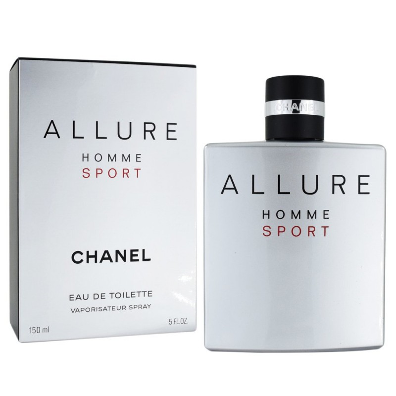 Allure Homme Sport EDT by Chanel Review 2
