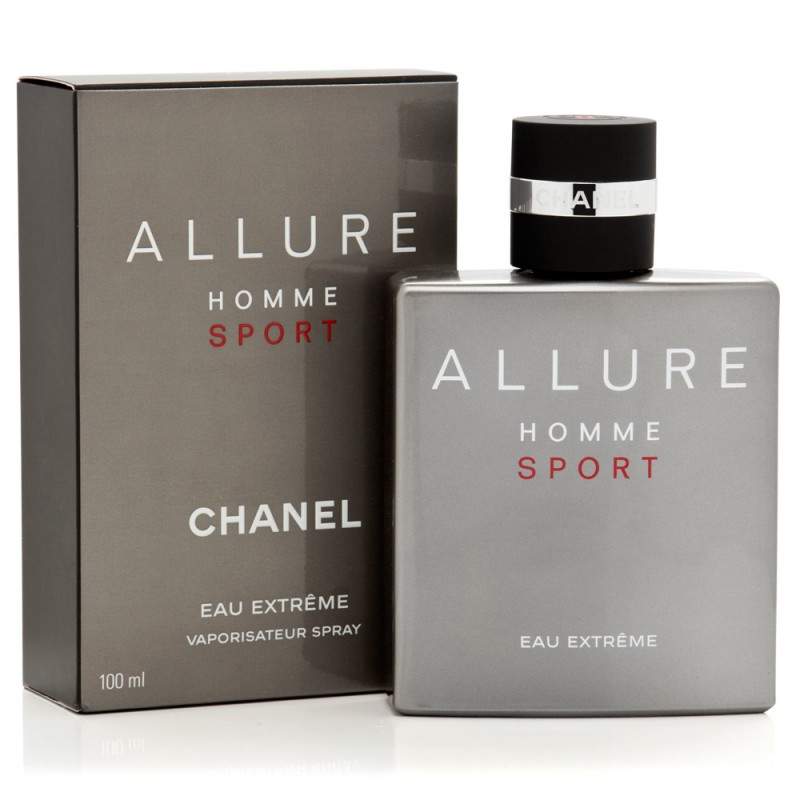 Allure Homme Sport Eau Extreme by Chanel Review 2