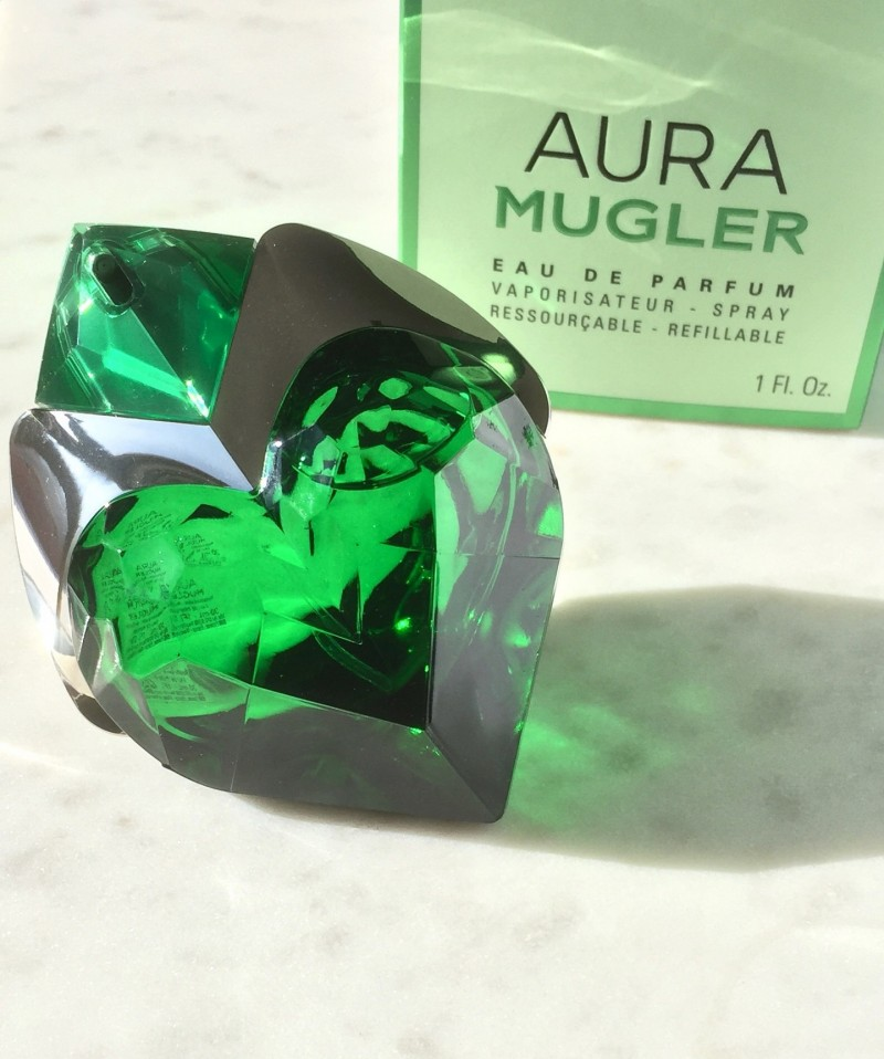 Aura by Mugler Review 2