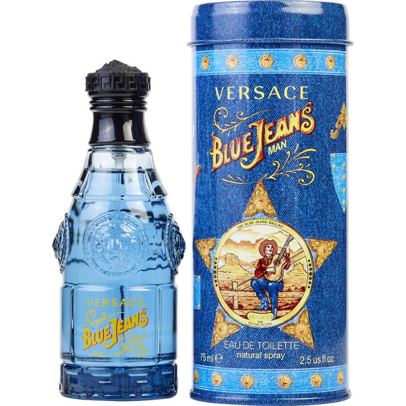 Blue Jeans by Versace Review 2