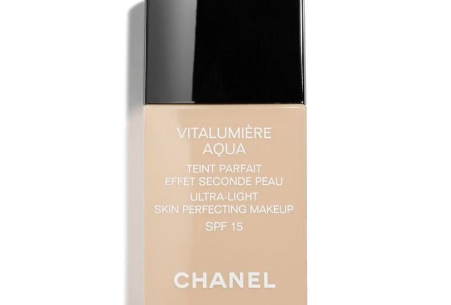 Chanel Beauty Vitalumière Aqua