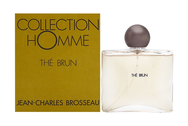 Collection Homme Thé Brun by Jean-Charles Brosseau Review 2
