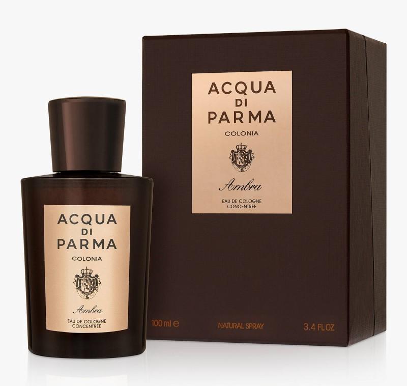 Colonia Ambra by Acqua di Parma Review 2