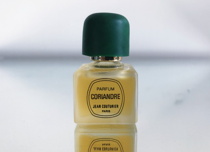 Coriandre by Jean Couturier Review 1