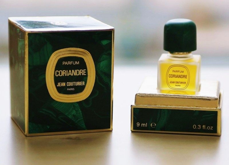 Coriandre by Jean Couturier Review 2