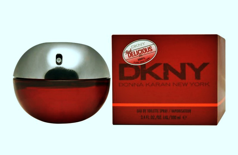DKNY Red Delicious Men by Donna Karan Review 1