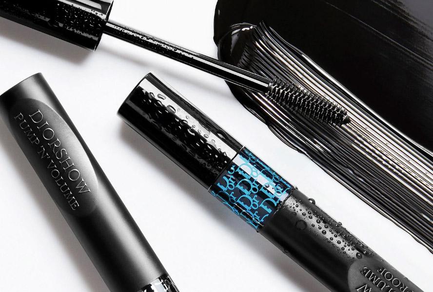 45b8513b448 Dior Makeup Diorshow Pump 'N' Volume Waterproof Mascara Review