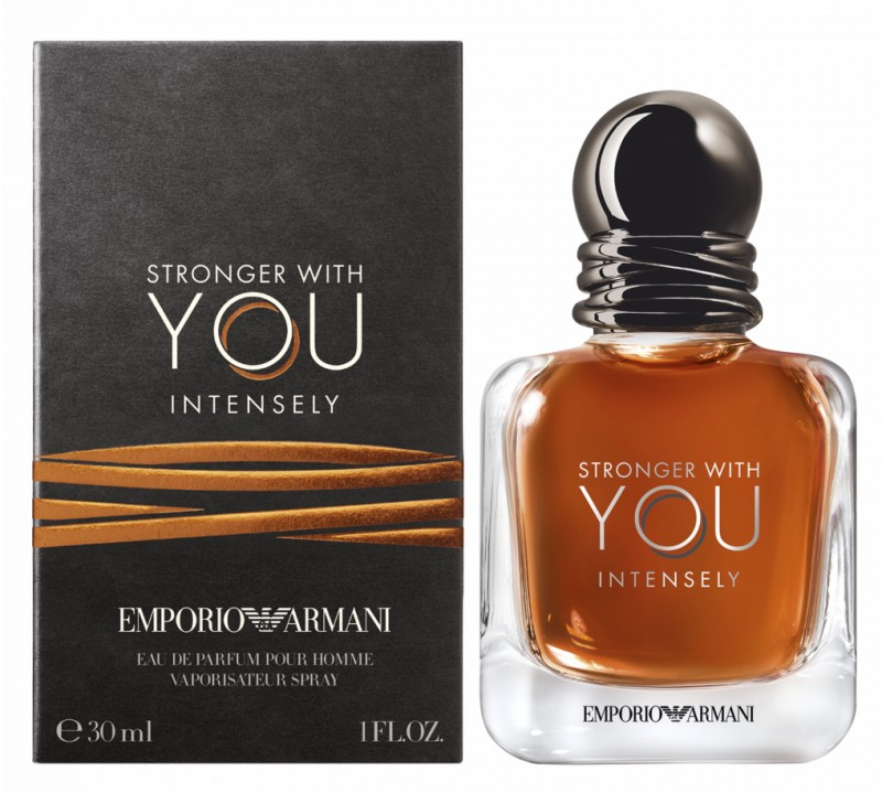 Emporio Armani Stronger With You Intensely by Giorgio Armani Review 2