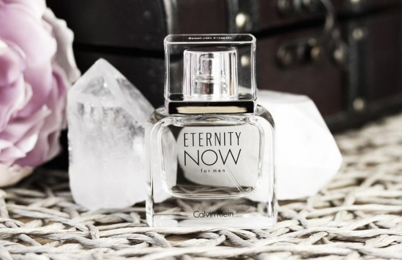 Eternity Now for Men by Calvin Klein Review 1