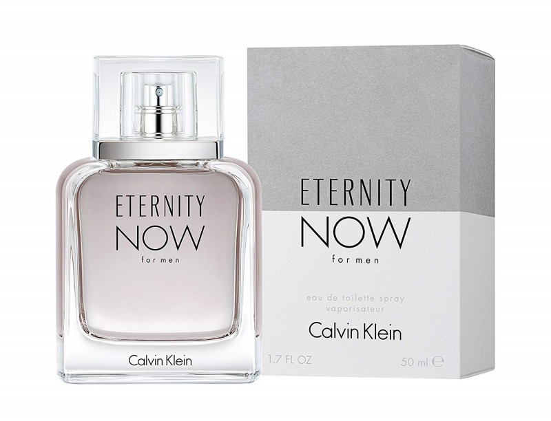 Eternity Now for Men by Calvin Klein Review 2