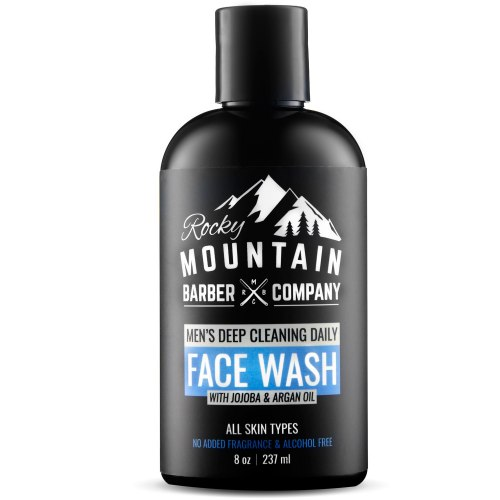 Rocky Mountain Barber Company Daily Face Wash 1