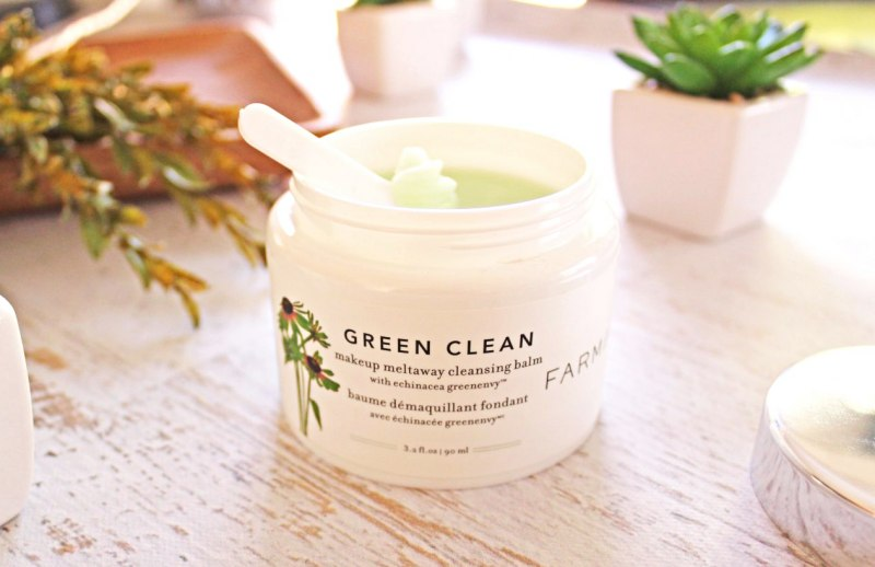 Farmacy Green Clean Makeup Removing Cleansing Balm 1