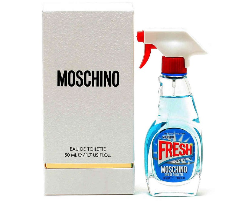 Fresh Couture by Moschino Review 2