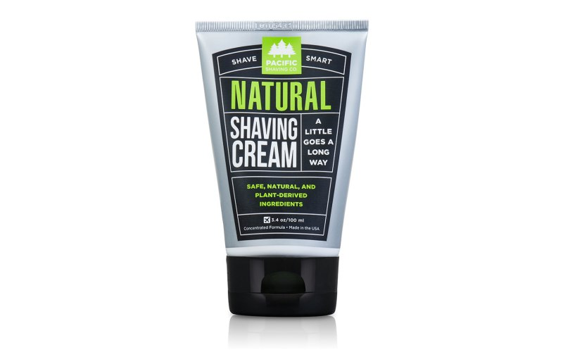Pacific Shaving Co. Natural Shave Cream