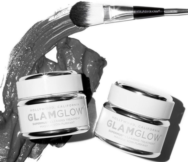 Glamglow SUPERMUD® Activated Charcoal Treatment Mask 1