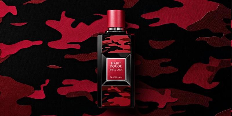 Habit Rouge Dress Code by Guerlain Review 1