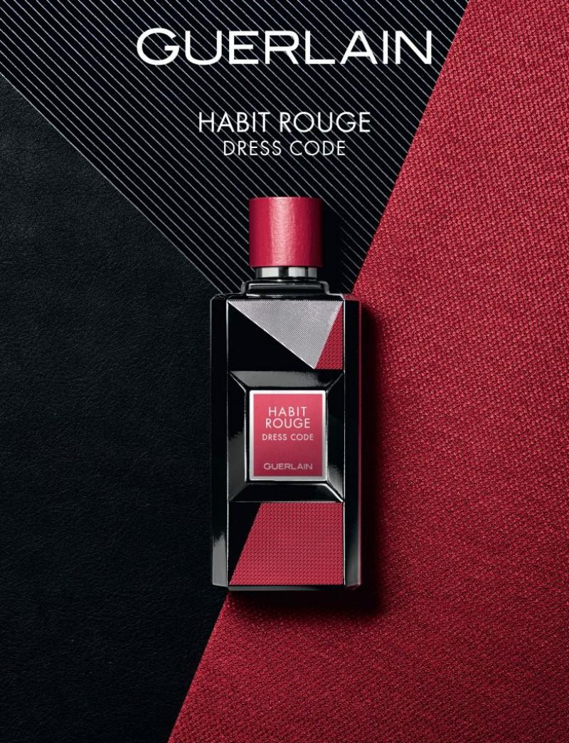 Habit Rouge Dress Code by Guerlain Review 2