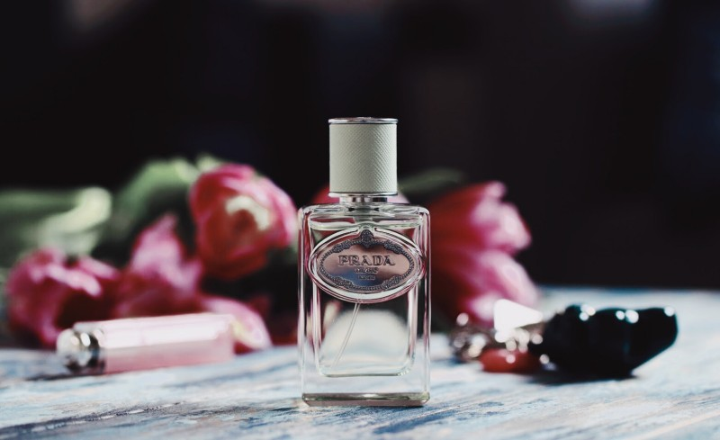 Infusion d'Iris by Prada Review 1