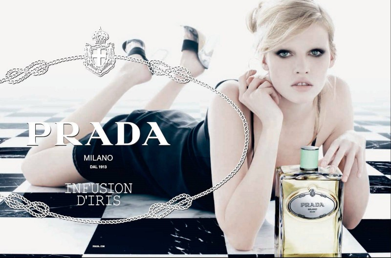 Infusion d'Iris by Prada Review 2