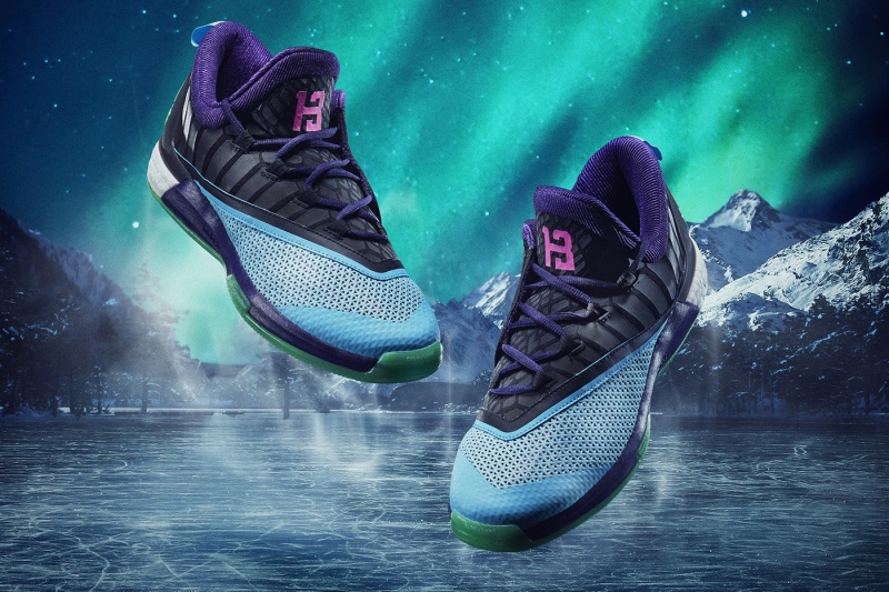 the best attitude a4509 06ca0 James Harden x Adidas Crazylight Boost 2.5 Review