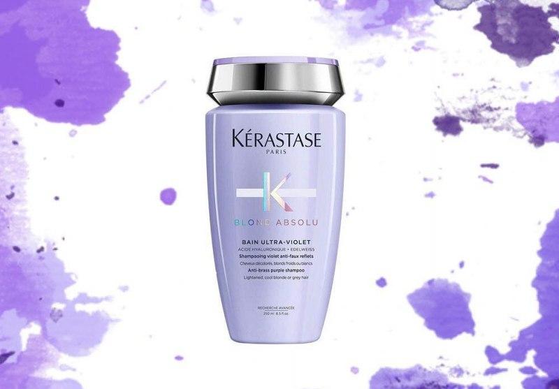 Kerastase Blond Absolu Anti-Brass Purple Shampoo
