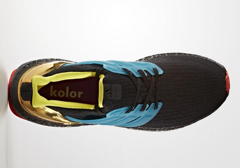 Kolor x Adidas Ultra Boost 3.0 4