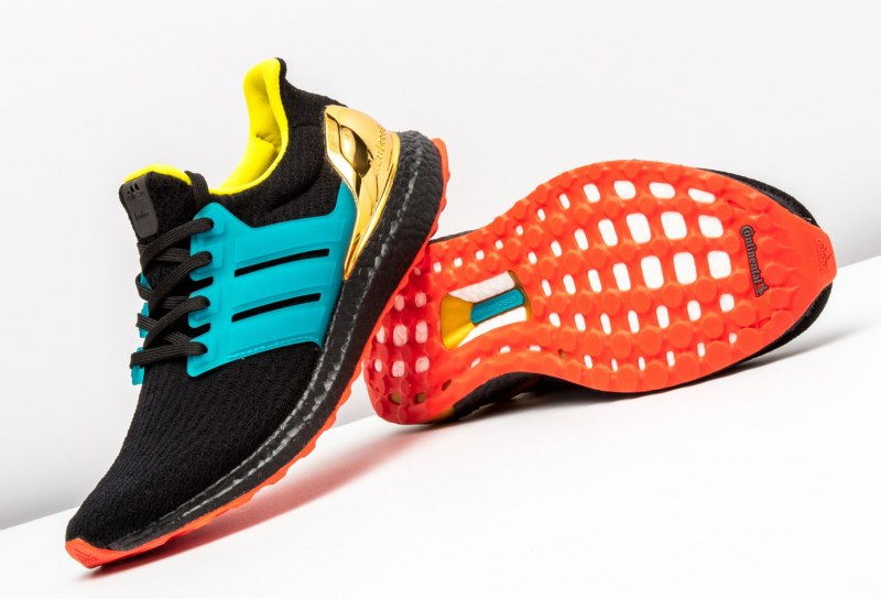 Kolor x Adidas Ultra Boost 3.0 Black 6