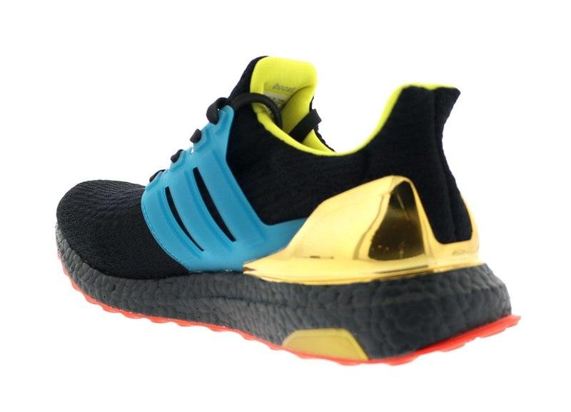 Kolor x Adidas Ultra Boost 3.0 Black 9