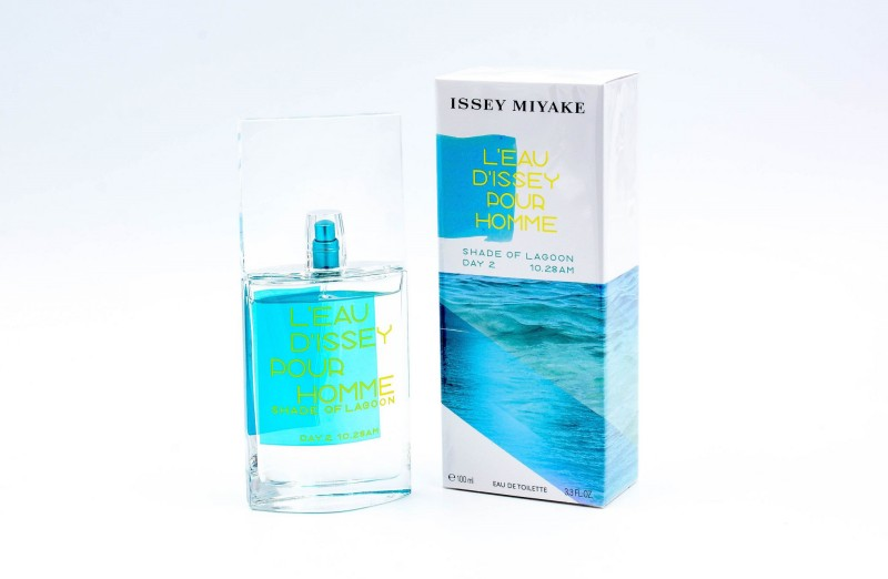 L'Eau d'Issey pour Homme Shade of Lagoon by Issey Miyake Review 1