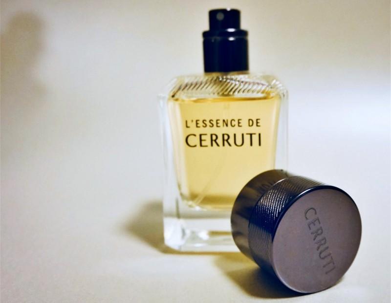 L'Essence de Cerruti by Cerruti Review 1