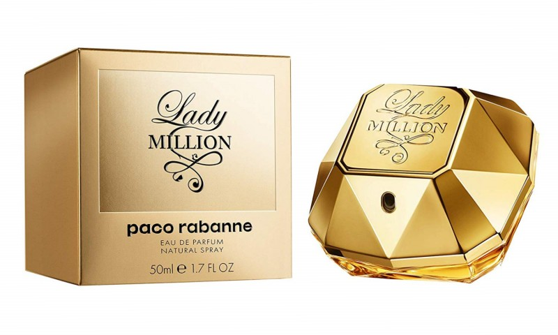 Lady Million by Paco Rabanne Review 2