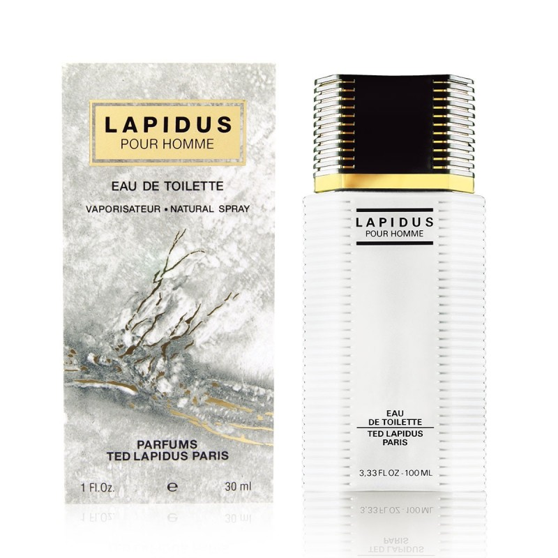 Lapidus Pour Homme by Ted Lapidus Review 2