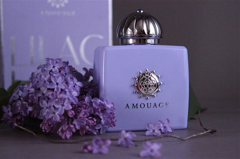 Lilac Love by Amouage Review 1