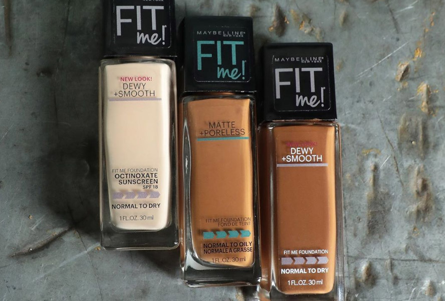 Maybelline Fit Me!® Dewy + Smooth Foundation