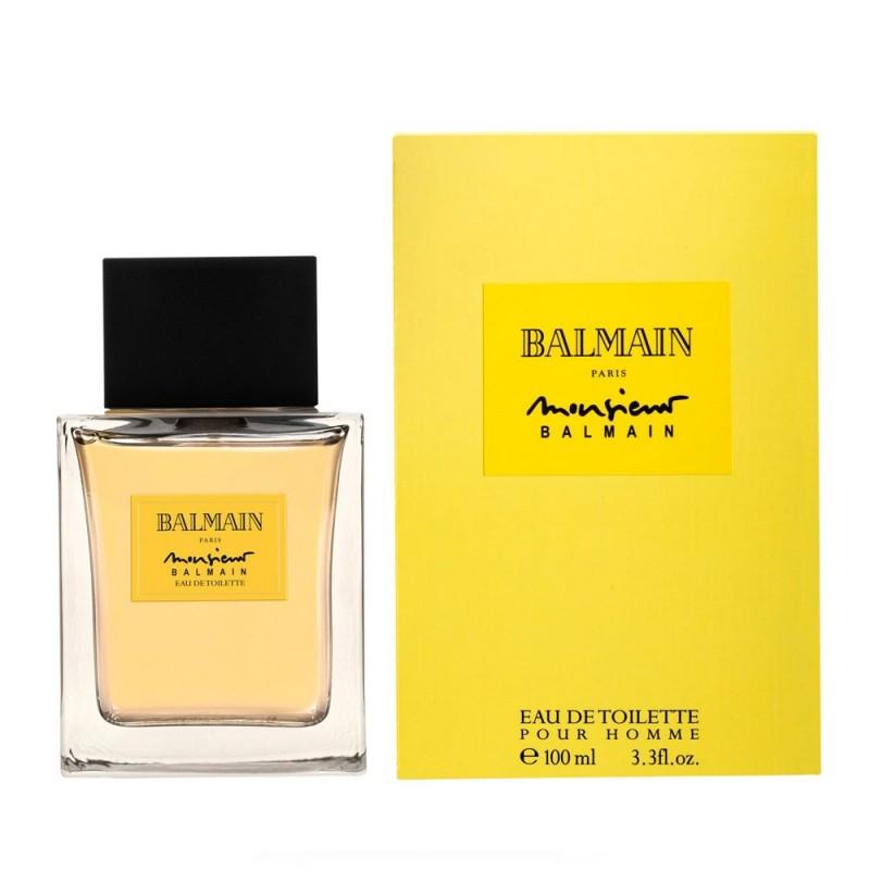 Monsieur Balmain by Balmain Review 2