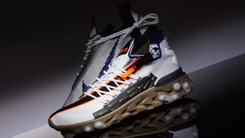 Nike React WR ISPA 'Summit White' 2