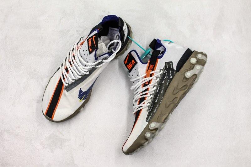 Nike React WR ISPA 'Summit White' 5