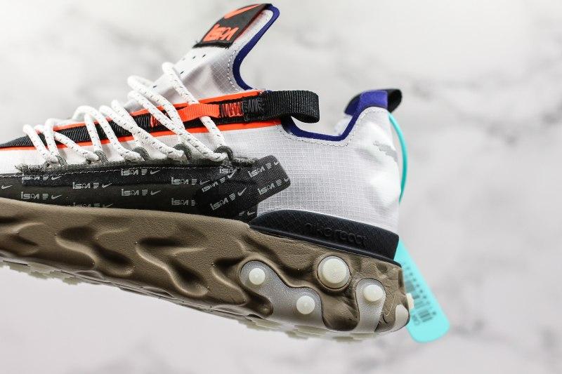 Nike React WR ISPA 'Summit White' 8