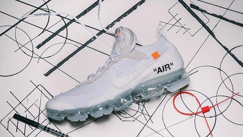 OFF-WHITE x Nike Air VaporMax 'Part 2' 2