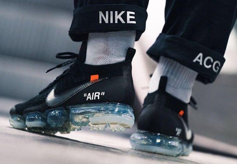 OFF-WHITE x Nike Air VaporMax 'Part 2' 6
