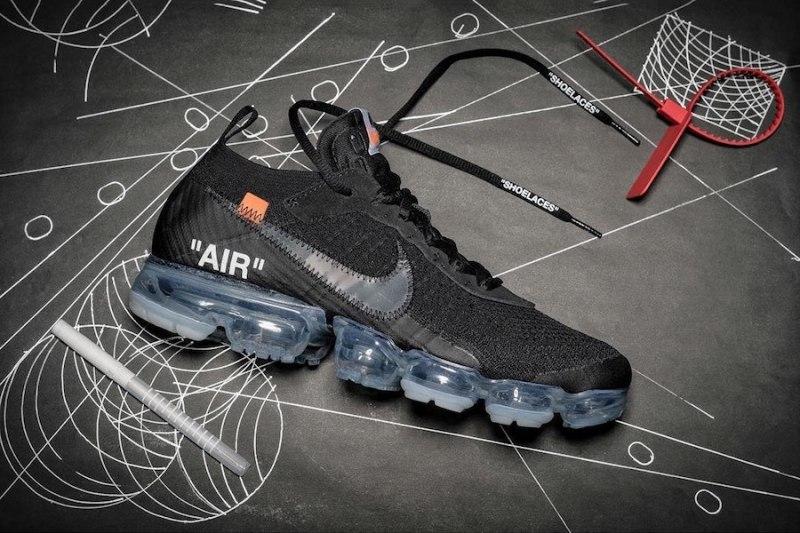 OFF-WHITE x Nike Air VaporMax 'Part 2' 9