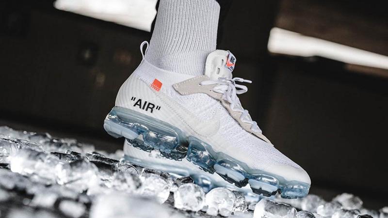 OFF-WHITE x Nike Air VaporMax 'Part 2'