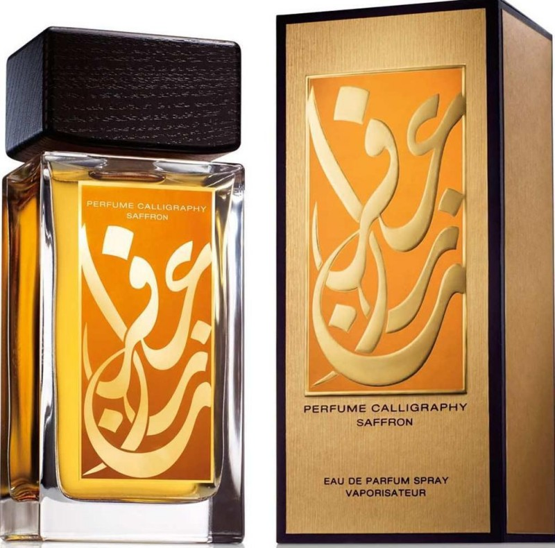 Perfume Calligraphy Saffron by Aramis Review 2