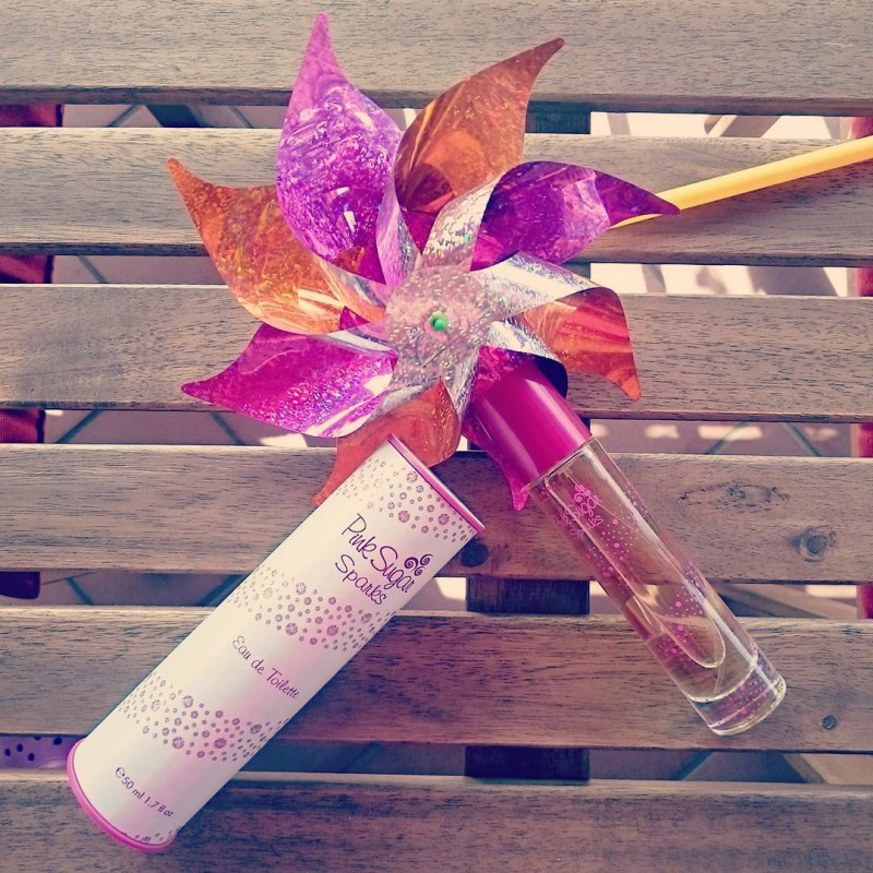 Pink Sugar Sparks by Aquolina Review 2