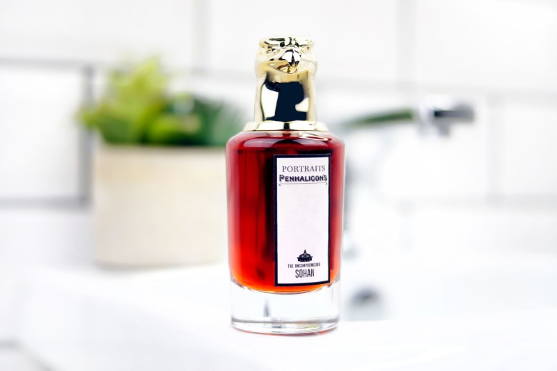 Portraits - The Uncompromising Sohan by Penhaligon's Review 1