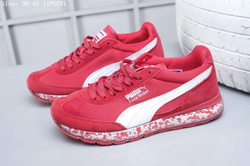 Puma Jamming Easy Rider 'Red' Review